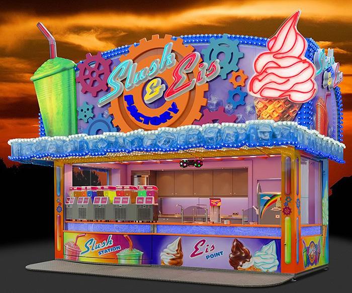 Slush & Eis Factory  Jasmin Scherrle